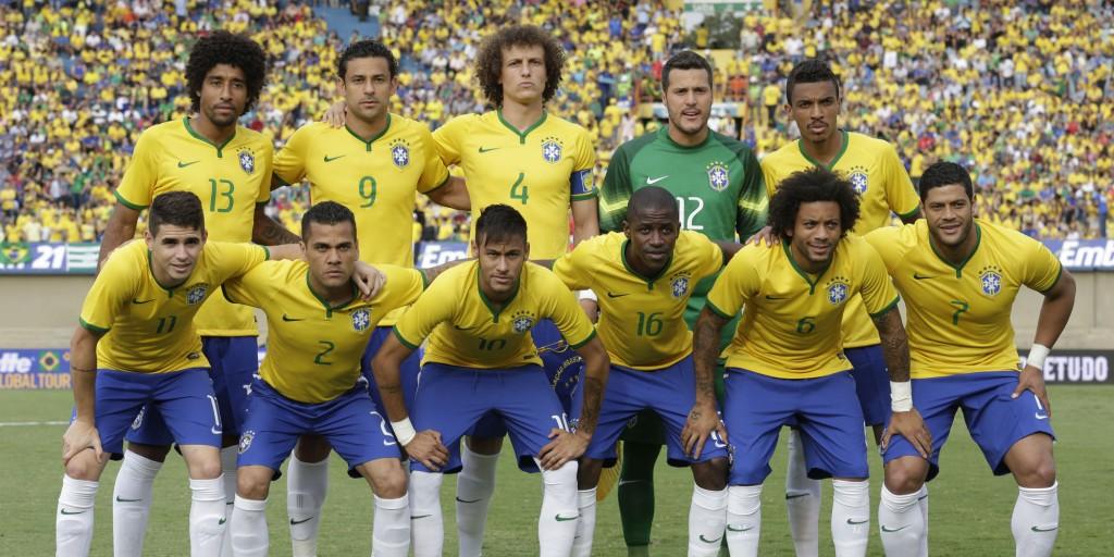 Brazil Panama WCup Soccer